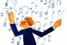 Dirigent / Speciaal voor onze dirigent een eigen bord. Onze dirigent is Jose Toribio. www.fanfarecorps-hs.nl