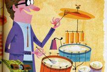Slagwerk / Een fanfare is niet compleet zonder slagwerk. www.fanfarecorps-hs.nl