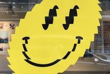 element/ SMILEY / Do not worry! My smile still stands!
