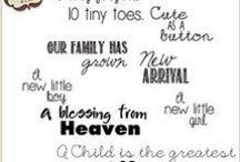 Baby Word Art
