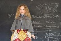 Stella Jean FW 15-16 | Kidswear Lookbook