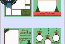 Christmas Memories Cards