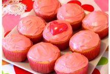 Valentine's Crafts + Food