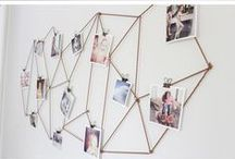 DIY Inspiration / Exciting projects for you to tackle at home!