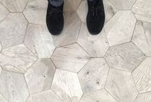 Tiling Inspiration / Practical & elegant... what more can we say?