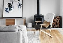 Living Room Decor / Lounges, living rooms, sun rooms & other living spaces in the home