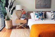 Bedroom Decor / Bedroom inspiration & ideas