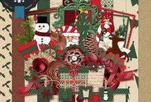 Santa's Sleigh Collection