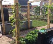 Landelijke tuinen.  Greenthree.nl