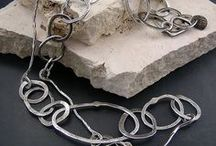 ~ jewelry inspiration..shapes, textures ~ / There are so many incredible jewelry designers in the world! I am grateful for the inspiration that comes from this vast creativity