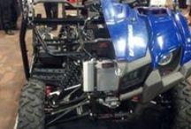 Yamaha ATV's & Side X Side / We have the full line of Yamaha ATV's and Side X Side #Yamaha #yamahaatv #Yamaha ATV #Sidexside #frontier #greenvillemotorsports