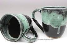 Mugs / From Miry Clay Pottery: Handcrafted Mugs