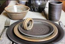Dinnerware / Products you can use at your dinner table whenever.