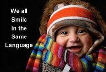 Beautiful people - Children of the world. / Beautiful SMILES :) Beautiful COLOURS. / by juf Marion