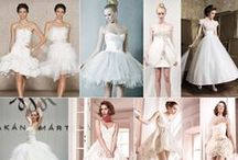 Outdoor Bridal Gowns / Outdoor Bridal Gowns for ease and grace for the outdoor bride.