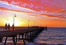 Glenelg (where I live) / Glenelg, Adelaide, South Australia