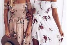 s u m m e r / summer outfits
