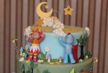 Cakes & treats: Good enough to eat! / There are a lot of star bakers out there, and we thought we'd celebrate those who have brought the Night Garden to sugary life! Full of: cakes, cookies, cupcakes, cake toppers, biscuits and lots of other treats.