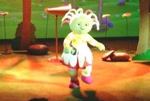 Dancing with Upsy Daisy / She loves to dance, and she is Igglepiggle's best friend: it's Upsy Daisy!