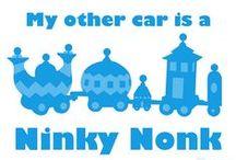It's the Ninky Nonk!