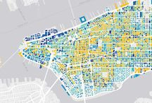 DataViz   Geospatial / Any kind of map that looks amazing. From more cartographic maps to data visualization related maps
