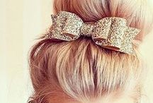 my lovely bows❤