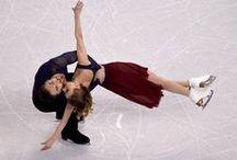 Giros y Figuras / Napapiri, como especialista en el alquiler pistas de hielo, te ofrece los mejores giros y figuras del patinaje artístico. http://www.pistadehielo.com/es/