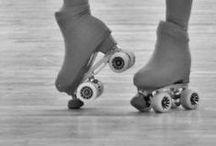 Patinar sobre ruedas / Napapiri, como especialista en alquiler pista de hielo, te ofrece las mejores fotos de patinaje sobre ruedas. http://www.pistadehielo.com/es/