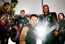 Assemble / All things Avengers Marvel-verse. / by Jenny Pugh