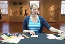 Handi-hour Crafting Demonstration Videos / This how-to video series demonstrates each of the craft activities featured in the Handi-hour program at the Renwick Gallery of the Smithsonian American Art Museum in Washington, DC.  Learn more: http://americanart.si.edu/handihour
