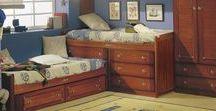 Dormitorios Juveniles Estilo Barco Java / Muebles Juveniles de madera. Modelo Java. Muebles clasicos estilo barco para los dormitorios juveniles.
