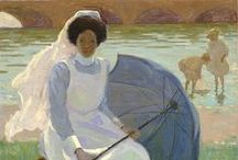 Women in Art / American art that features women. / by American Art Museum