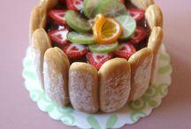 Food Jewelry/Tiny Foods / by Jessica Jimenez