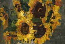 Yellow / Works from the permanent collection of the Smithsonian American Art Museum which feature the color yellow. / by Smithsonian American Art Museum