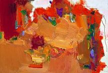 Orange / Works from the permanent collection of the Smithsonian American Art museum that feature the color orange.
