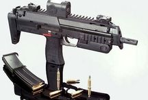 Tactical Weapons / Elite Tactical Firearms / by Jeff Cayton