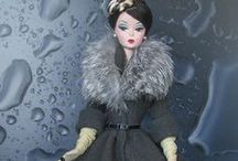 Barbie: Silkstone and vintage