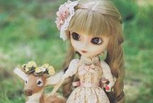 Pullip and family