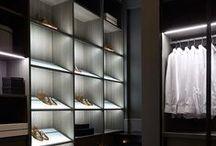 Storage interiors