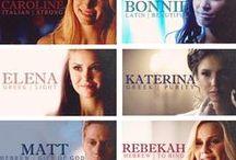 Vampire Diaries & The Originals / Da ich ein großer Fan von Vampire Diaries & The Originals bin werdet ihr hier die tollsten,coolsten und schönsten Bilder finden. Ich hoffe sie gefallen euch ;-)
