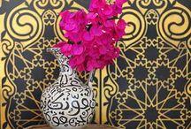 Marrakesh Inspiration / Inspiração em Marraqueche Marrakech Inspiration http://wp.me/p4afax-FE #Decor,#Decoração,#Inspiração,#Inspiration,#InteriorDesign,