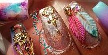 ! Nice nails !