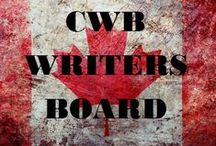 CWB Writers Board / Share and share alike! Add your posts, pins, pieces to this board and get them shared!