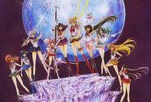 Anime / Manga / Zeichentrick / Disney / Marvel / Sailor Moon ;),Ein Super Trio,Nadja - Blue Water,Nadine - Stern der Seine,Ironman,Thor,Kickers,X-Men,Batman,Flash Gorden,Definders,Utena u.s.w.