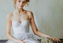 Wedding Woman Dresses / Vestidos de novia que nos inspiran <3