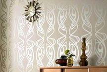 Metallic Wallpaper / https://urbanglamourous.wordpress.com/…/papel-de-parede-me…/ #Decoração, #Home, #InteriorDesign, #Metalizado, #Metallic, #PapeldeParede, #Tendência, #Trend, #Wallpaper