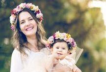 Like Mother, Like Baby / https://urbanglamourous.wordpress.com/…/dia-da-mae-vestido…/ #CuteFashion, #DiadaMãe, #mãeebebévestemdeigual, #ModaFofa, #Motherandbabydressthesame, #MothersDay