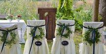 02 - wedding in the garden - ślub w plenerze / Ślub / Wedding Day/ Wedding in the garden/ Ceremonia w plenerze / Dekoracje ślubne / Wedding decorations / Kwiaty / Flowers