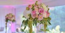 04 - wedding - pink&white / Wedding Day / Wedding Flowers / ARTEMI - colors: white / green / pink