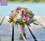 04 - bridal bouquet - bukiet ślubny / ARTEMI - FLORYSTYCZNA KREACJA PRZESTRZENI   Dekoracje ślubu / Dekoraje ślubne / Kwiatowe dekoracje / wedding decorations / kwiaty / flowers / www.artemi.com.pl
